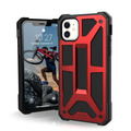 Urban Armor Gear UAG Urban Armor Gear Monarch Case, Apple iPhone 11, crimson (rot), 111711119494