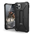 Urban Armor Gear UAG Urban Armor Gear Monarch Case, Apple iPhone 11 Pro Max, carbon, 111721114242