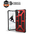 Urban Armor Gear UAG Urban Armor Gear Monarch Case | Samsung Galaxy Note 10 | crimson (rot) | 211741119494