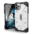 Urban Armor Gear UAG Urban Armor Gear Pathfinder Case, Apple iPhone 11 Pro Max, weiß, 111727114141