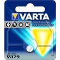 VARTA Knopfzellenbatterie Electronics V379 (SR63) Silber