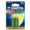 VARTA Professional Akku Mignon AA 2500 mAh (2 Stück)