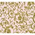 Versace florale Mustertapete Butterfly Barocco Vliestapete grün metallic rosa 10,05 m x 0,70 m