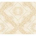 Versace Mustertapete Vasmara Vliestapete beige creme metallic 10,05 m x 0,70 m
