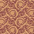 Versace Vliestapete Barocco Birds rot braun beige 10,05 m x 0,70 m