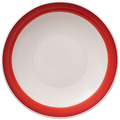 Villeroy & Boch Colourful Life Deep Red Schale flach rot