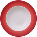 Villeroy & Boch Colourful Life Deep Red Suppenteller rot