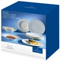 Villeroy & Boch For Me Tafel-Set 12tlg. weiß