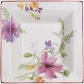 Villeroy & Boch Mariefleur Gifts Schale Quadrat bunt,rosa,gelb,grün