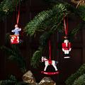 Villeroy & Boch Nostalgic Ornaments Ornamente Spielzeuge Set 3tlg. bunt