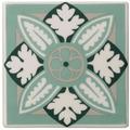 Villeroy & Boch Table Accessories Untersetzer Set 2tlg. Jade Caro beige,grün,bunt