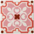 Villeroy & Boch Table Accessories Untersetzer Set 2tlg. Rose Caro rosa,rot,braun,bunt
