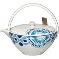 Villeroy & Boch Tea Passion Medina Teekanne 4 P. mit Filter blau,grau