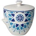 Villeroy & Boch Tea Passion Medina Zuckerdose/Milchkännchen blau,grau