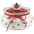 Villeroy & Boch Toy's Delight Dose klein weiß,rot