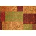Kelii Patchwork-Teppich Colorado multi 60 cm x 90 cm