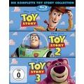 Disney Pixar Toy Story 1 - 3, Blu-ray