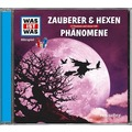 Was ist was Hörspiel-CD: Zauberer & Hexen/ Phänomene Hörbuch