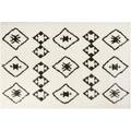 Wecon home Teppich Ayachi WH-5967-695 weiß 80x150