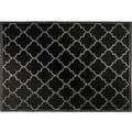 Wecon home Outdoorteppich Gleamy WH-4630-090 anthrazit 80x150