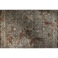 Wecon home Teppich WH-17306-096 Rococo Vintage braun 120x170