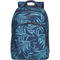 Wenger Upload Rucksack 47 cm Laptopfach navyfernprint