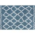 Wohn Idee Teppich Mia, blau 120cm x 170cm