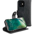 xqisit Wallet Case Eman for iPhone 11 black