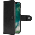 xqisit Wallet Case Eman for iPhone X black