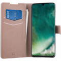 xqisit Wallet Case Viskan for P30 Pro rose gold col.