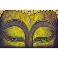 XXLwallpaper Fototapete Buddha Artwork 150 g Vlies Basic 2,00 m x 1,33 m