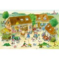 XXLwallpaper Fototapete Farm 150 g Vlies Basic 2,00 m x 1,33 m