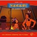 Yakari 21. Die sieben Feuer Hörspiel