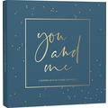 You and me - Gästebuch für unsere Hochzeit