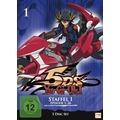 Yu-Gi-Oh! 5D's - Staffel 1: Episode 01-26 [DVD]