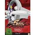 Yu-Gi-Oh! - 5D's - Staffel 2.1: Episode 27-44 [DVD]