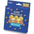 Noris 606521012 - Spielgeld Münzen: Euro