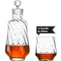 Zwiesel 1872 Karaffe Whis Marlène + 2 Whiskytumble Marlène