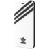adidas OR Booklet Case PU FW19 for iPhone 11 white/black