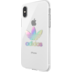 adidas OR Clear Case Entry FW18/FW19 for iPhone X/Xs holographic
