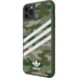 adidas OR Moulded Case Camo Woman FW19 for iPhone 11 Pro Max raw green