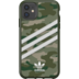 adidas OR Moulded Case Camo Woman FW19 for iPhone 11 raw green