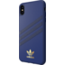 adidas OR Moulded Case PU FW18 for iPhone XS Max blue