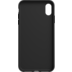 adidas OR Moulded Case PU FW18 for iPhone XS Max white/black