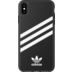 adidas OR Moulded Case PU FW18/FW19 for iPhone XS Max black/white