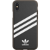 adidas OR Moulded Case PU Gumsole SS19 for iPhone X/Xs black/white