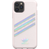 adidas OR Moulded Case PU Woman FW19 for iPhone 11 Pro orchid tint/holographic