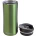 aladdin Isolierbecher 350ml grün aus Edelstahl Thermobecher 100% auslaufsicher