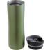 aladdin Isolierbecher 470ml grün aus Edelstahl Thermobecher 100% auslaufsicher