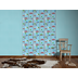 "AS Création Boys & Girls 4 Mustertapete \""Traffic\"", Papiertapete, blau, bunt 936321 10,05 m x 0,53 m"